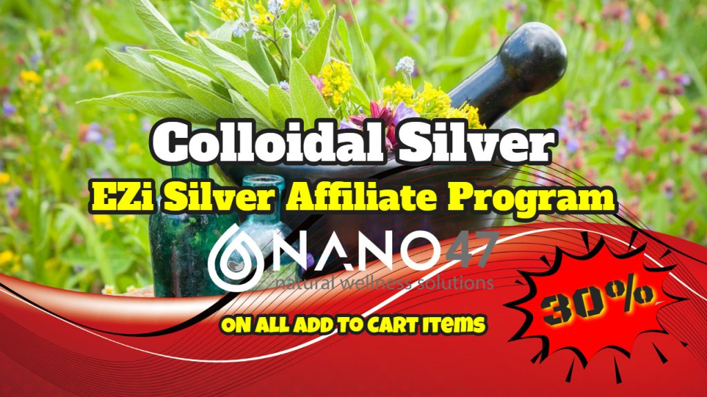 EZi Silver Affiliate Program 30 Percent On All Add To Cart Items